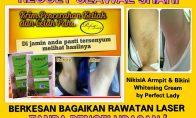 Armpit & Bikini Whitening Cream